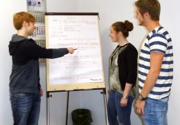 Ausbildung bei Graepel