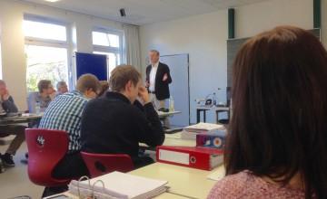 Veranstaltung Urheberrecht Bernd Seifert IHK Oldenburg Ausbildung.Plus Löningen